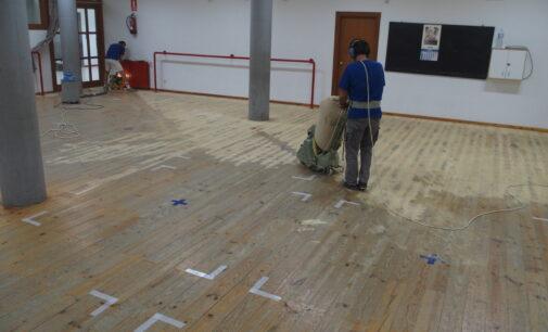 La Casa de Cultura rehabilita la sala de danza