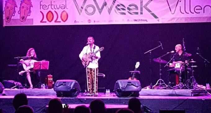 VO Week supera con nota la vuelta de la música en directo a Villena