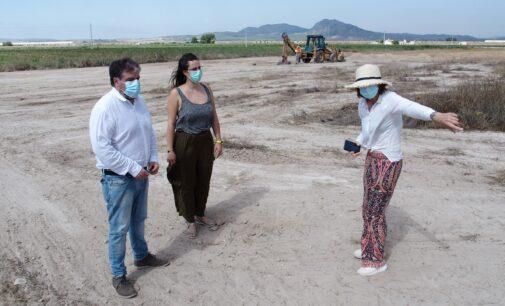Villena retoma las excavaciones arqueológicas en la Villa Romana de Casas de Campo