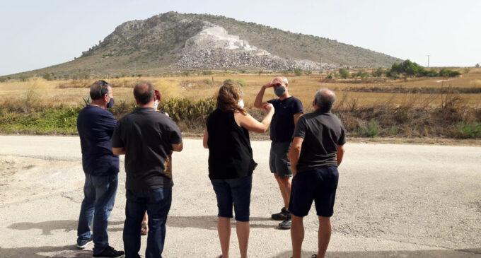 El Salicornio se suma a las reivindicaciones para salvar el monte Rocín en La Encina