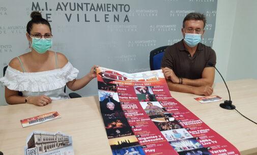 Pablo Milanés, José Sacristán y Carmelo Gómez estarán en programación postCovid del Teatro Chapí
