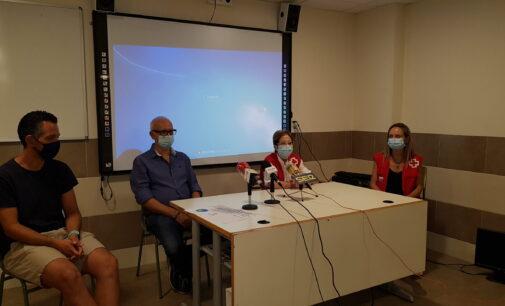 La asociación de vecinos de El Grec donan 1.600 € a Cruz Roja