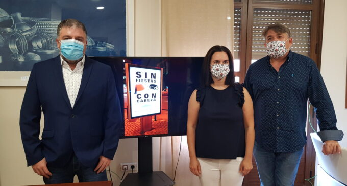 Ayuntamiento y JCF hacen un llamamiento para evitar la propagación del Covid-19