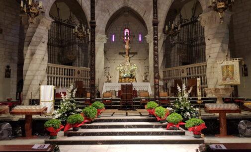 Las iglesias de Santiago y Santa María en Villena y San Juan Bautista en La Encina, en el listado de los bienes inmatriculados por la Iglesia