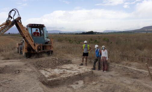 Localizan un vertedero de época romana en Villena