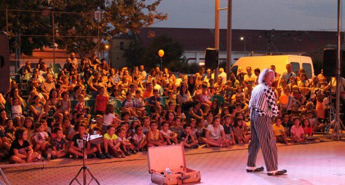 Escénica 2, el festival de teatro amplia la formación para los más pequeños