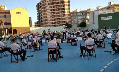 Primer concierto de la Sociedad Musical Ruperto Chapí postconfinamiento