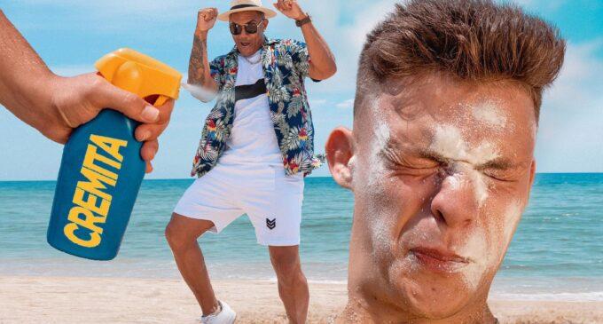 """""""Cremita"""", el nuevo single de Almacor y Henry Mendez que promete ser la canción del verano"""