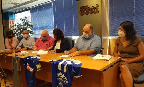 Crean en Villena una escuela de fútbol inclusivo