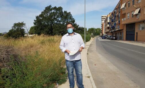 La Generalitat inicia las expropiaciones para la supresión del paso a nivel y urbanización de Rosalía de Castro