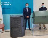 9 centros educativos de Villena participan en un proyecto de compostaje