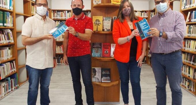 Donación de dos libros con los Moros y Cristianos como experiencia académica de innovación docente