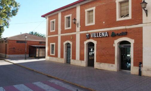 Villena solicita el restablecimiento del servicio de trenes regionales