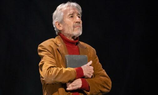 José Sacristán regresa al Teatro Chapí