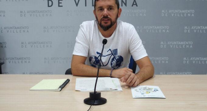 """Iniesta: """"La ordenanza fiscal de recogida de basura sitúa a Villena en cabeza en materia de sostenibilidad medioambiental"""""""
