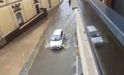El PP alertó del riesgo de inundaciones del sótano del Museo Villena