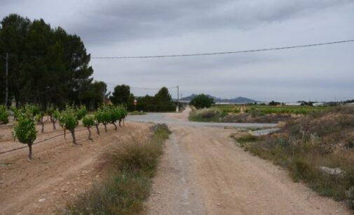 Acondicionarán la vía verde del Chicharra entre Yecla y Villena