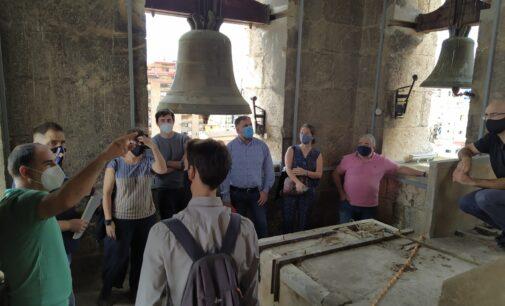 El Ayuntamiento recuperará el campanario de Santa María como mirador turístico