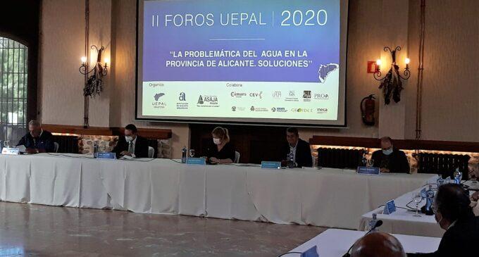 Los empresarios piden mayor compromiso para paliar el déficit hídrico en España