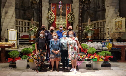 Comunicado de la Junta de la Virgen sobre la celebración de los actos religiosos