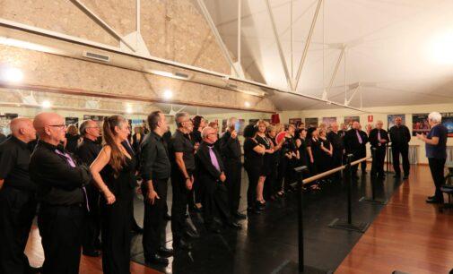 La Coral Ambrosio Cotes actuará en la iglesia de Santa María de Villena