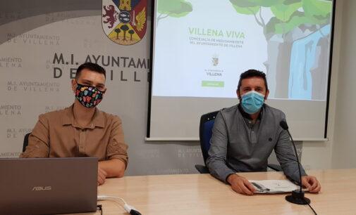 Villena inicia un programa de actividades gratuitas de divulgación medioambiental