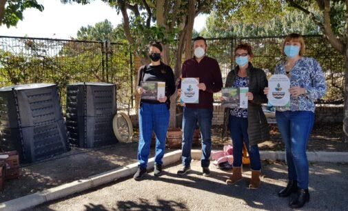 17 alumnos del IES Navarro Santafé inician un programa de compostaje