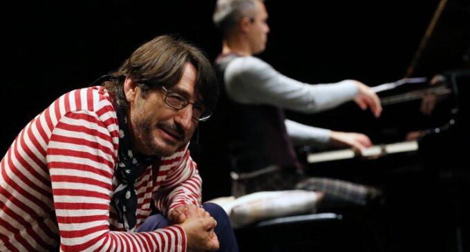 """Carmelo Gómez protagoniza """"A vueltas con Lorca"""" en el Teatro Chapí"""