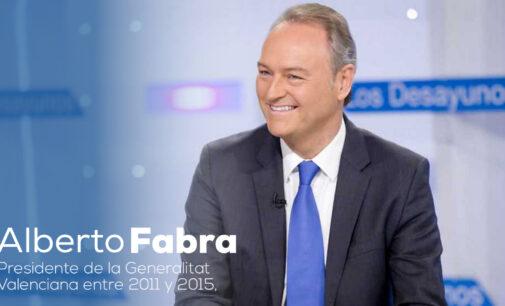 Alberto Fabra relata su paso por la UCI por COVID en los Encuentros Digitales del PP de Villena
