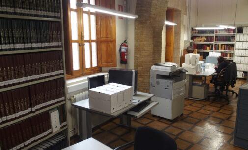 Desaconsejan ubicar el Archivo Municipal en los sótanos del Museo Villena