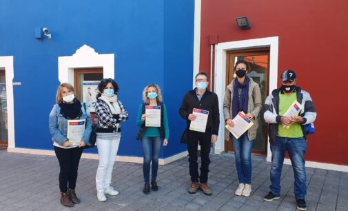 Villena incorpora  a la plantilla municipal 5 personas del EMCORP