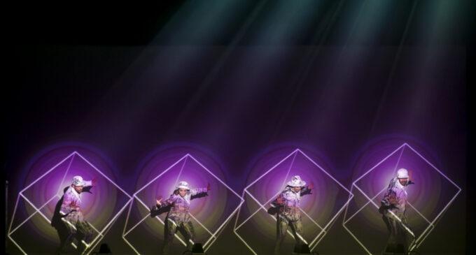 Brodas Bros en el Chapí con su show más tecnológico de danza urbana