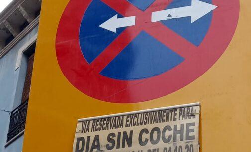 Villena celebra el domingo el Día Sin Coche