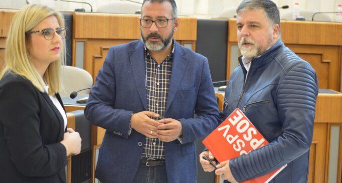 """Cerdán: """"El PP ha dejado al  Alto Vinalopó sin 2'2 millones del Fondo de Cooperación"""""""