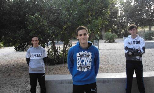 Raúl Gónzalez, José Milán y Juan Ortíz obtienen el Premio Extraordinario al Rendimiento Académico