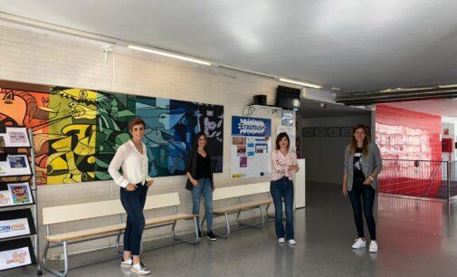El IES Las Fuentes coordinará un proyecto de Erasmus de deporte inclusivo