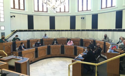 Artesanos festeros se reunen con diputados provinciales para estudiar posibles ayudas al sector
