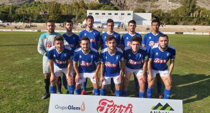 Victoria del Villena CF en un accidentado partido