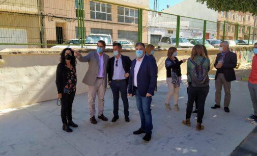 Villena incluye en el Plan Edificant la construcción del colegio Príncipe Don Juan Manuel