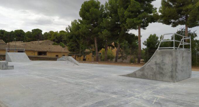 Biar invierte 30.000 euros en la construcción de un skatepark
