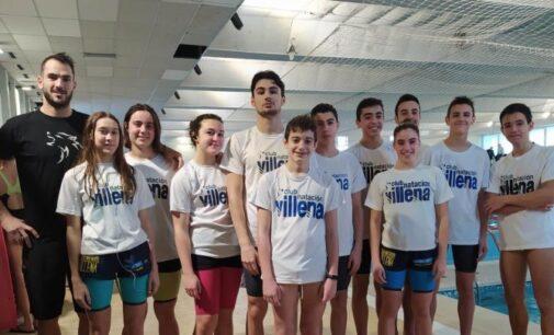 El Club Natación Villena inicia una atípica temporada 2020/2021