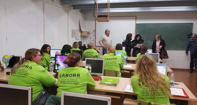 Un nuevo taller de empleo en Villena dará trabajo a 24 vecinos