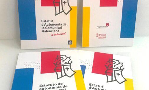 La Red Sanamente participa en la validación del Estatuto de Autonomía de la Comunidad Valenciana en lectura fácil
