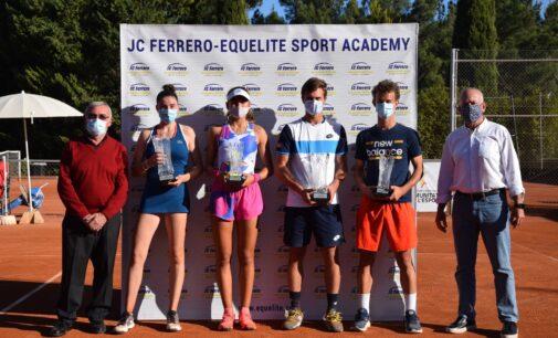 Jacquemot y Pierre Bailly se proclaman Campeones del ITF J1 Trofeo Juan Carlos Ferrero