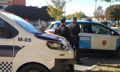 Policía Local y Autonómica  realizan inspecciones en terrazas