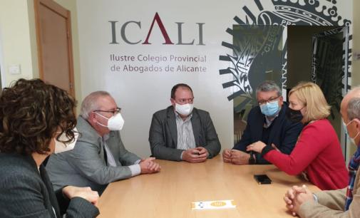 Diputados autonómicos de Ciudadanos visitan Villena para conocer las necesidades locales