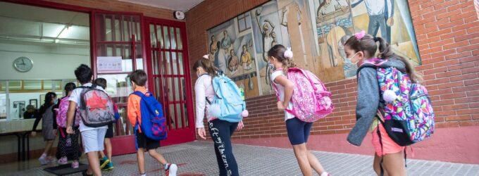Villena comenzará el curso escolar el 10 de septiembre