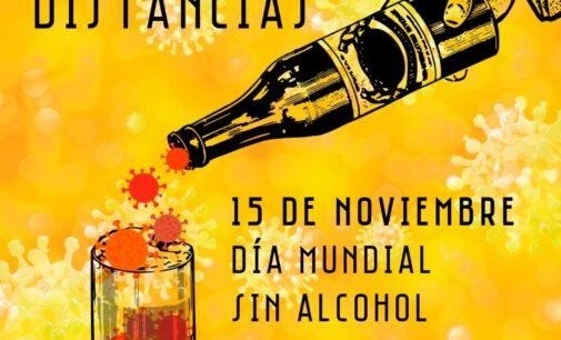 Villena se suma a la campaña contra el alcohol organizadas por las UPCCA de la Comunidad Valenciana