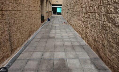 Reparados los daños estructurales del CSI de Villena con una inversión de 120.000 €