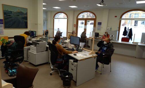 El Centro de Información y Tramitación Administrativa (CITA) se traslada al Centro de Mayores de la Plaza del Rollo